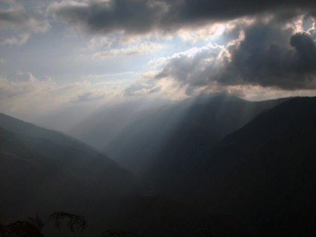 Cordillera de Mendoza, Estado Trujillo, Venezuela