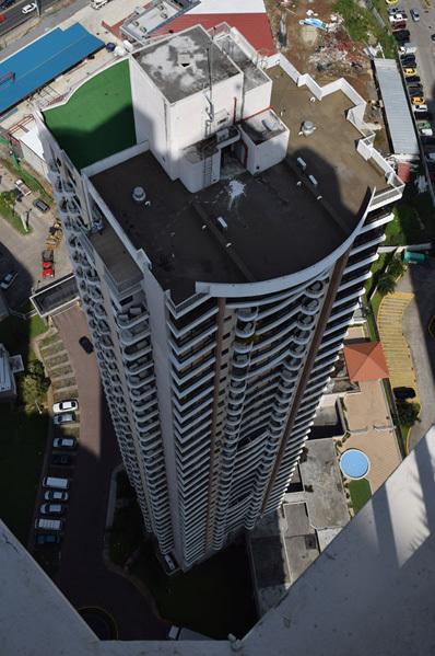 Torre de apartamento