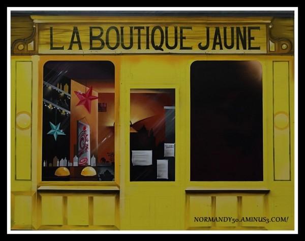 VITRINE TROMPE-L'OEIL DE BABY .K