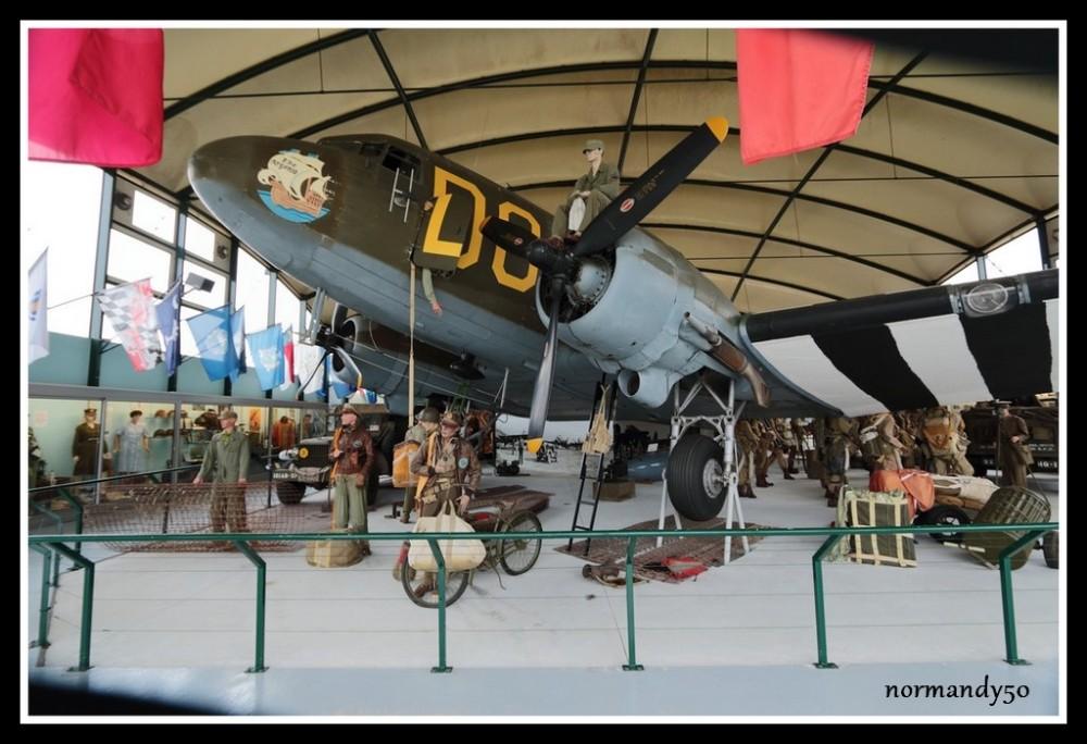6 JUIN 1944 : C-47