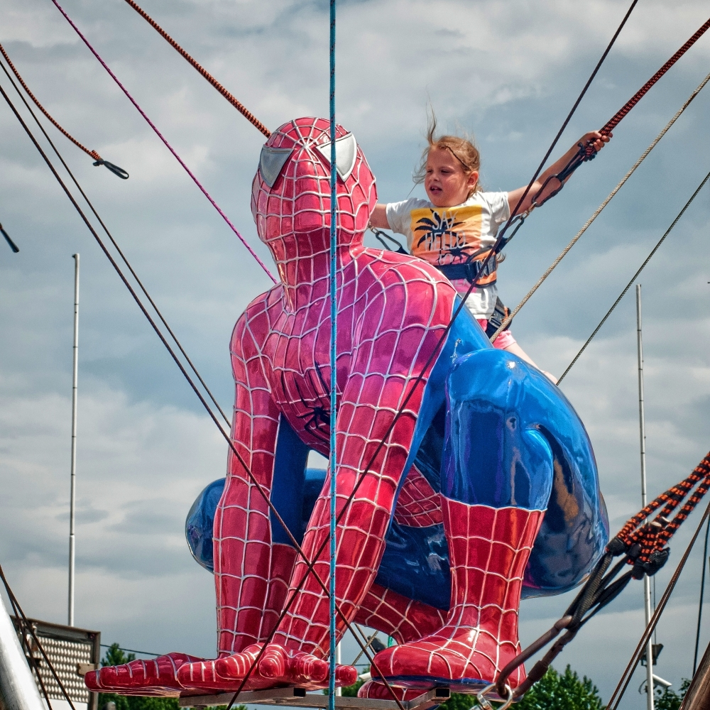 Spiderman And Me