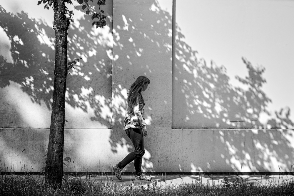 Story Of The Girl And Tree