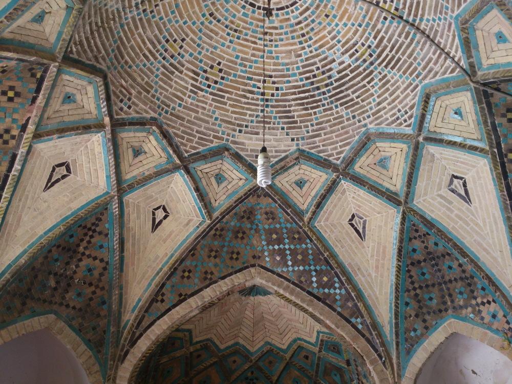 Jame Mosque .Hamedan.Iran