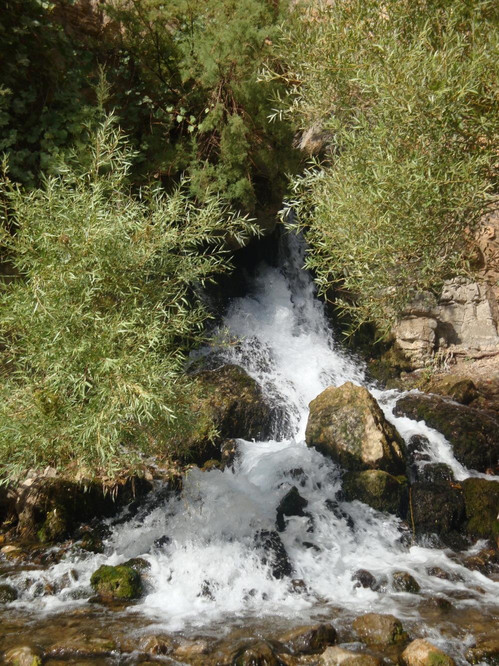 Paradise falls Shahrekord. Iran