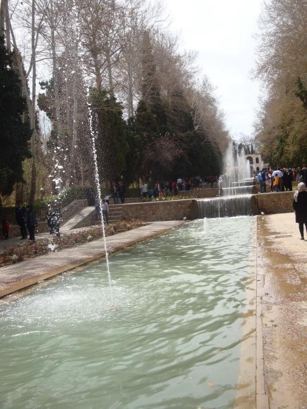 Shazdeh garden. .kerman. Iran