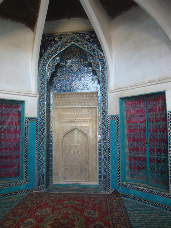 Amir Chakhmaq Mosque . Yazd. Iran.