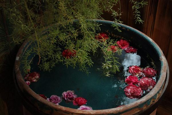 Iranian art garden musiem