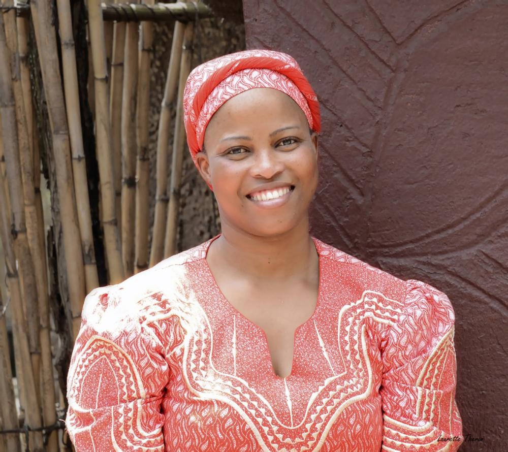 Sesotho Woman