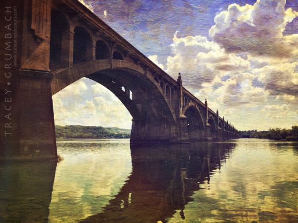 bridge over Susquehanna River