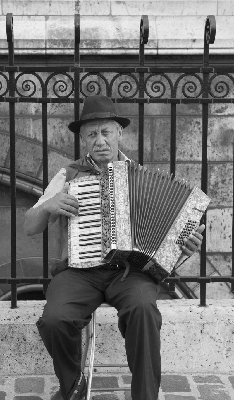 The Sad Musician !