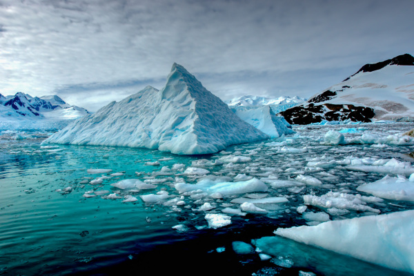 Pyramid Iceberg
