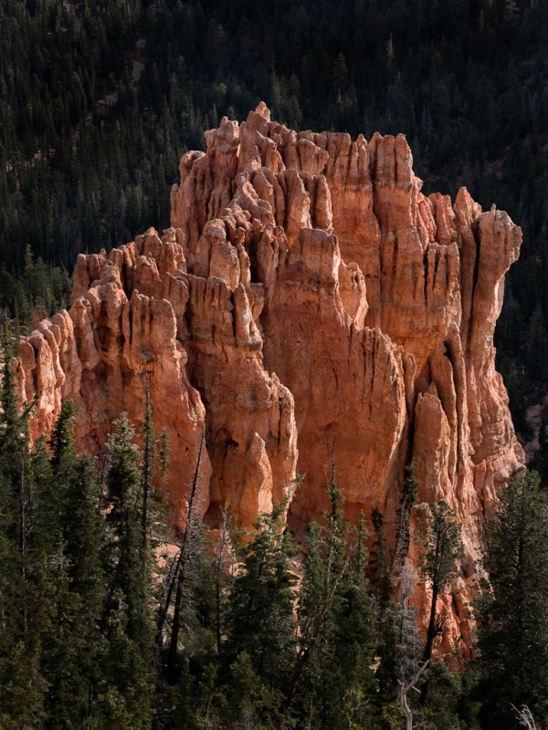 An Interesting Formation at Bryce Canyon