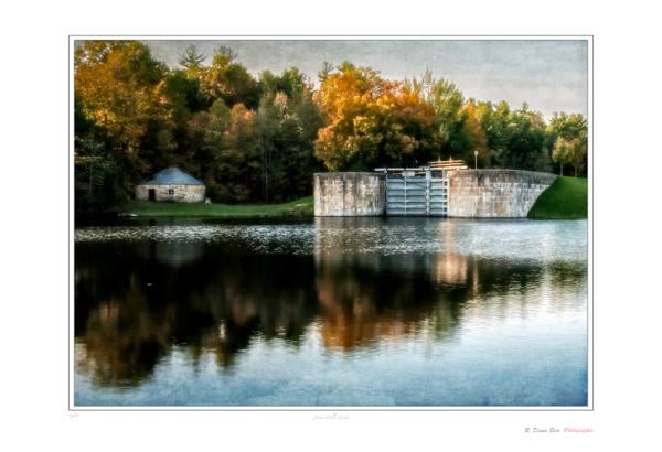 Jones Falls Locks