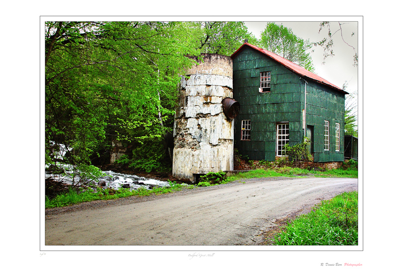 Bedford Grist Mill
