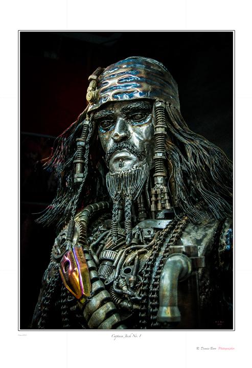 Captain Jack No. 1