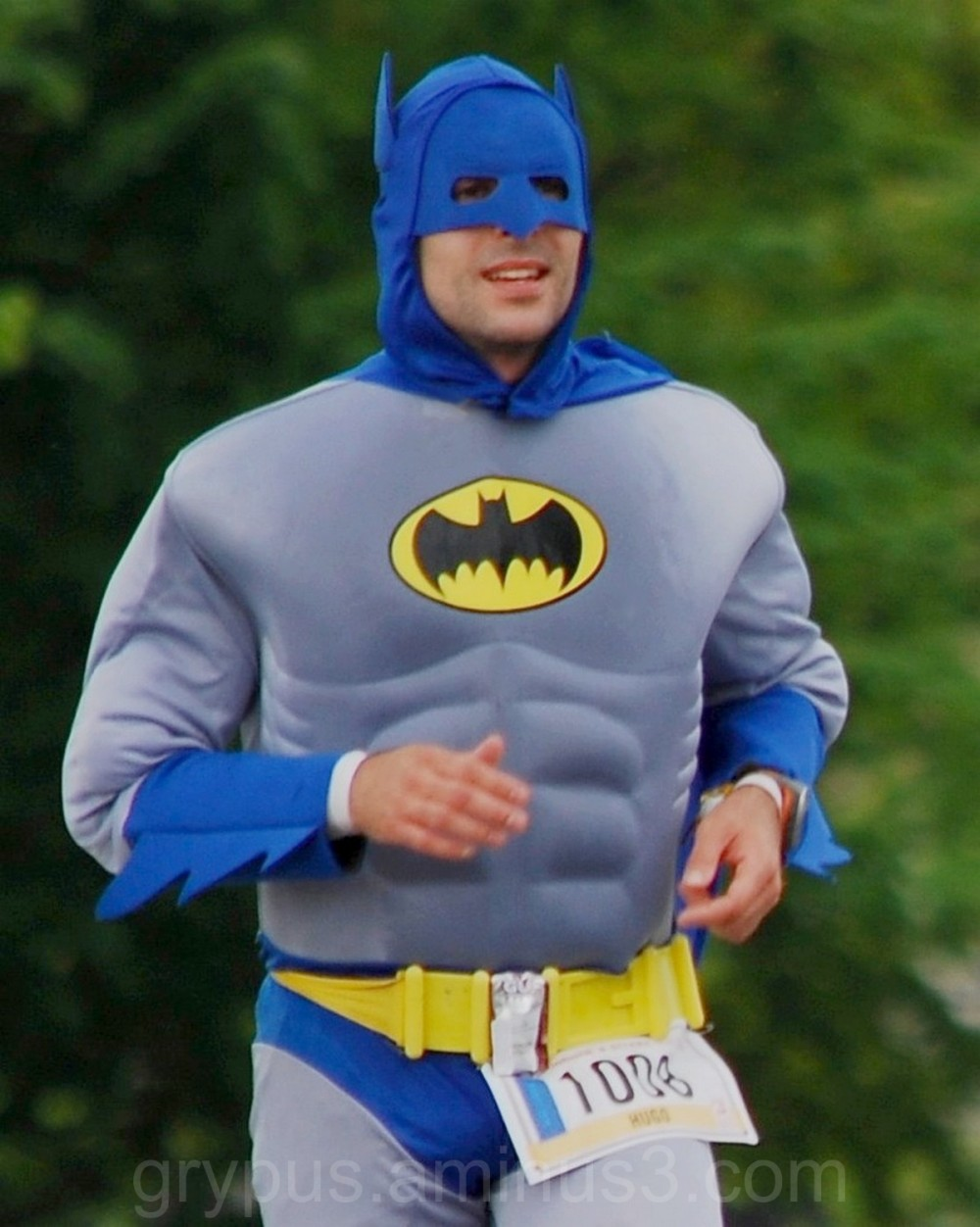 Batman Marathonien