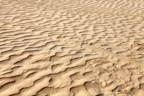 Textures, sand