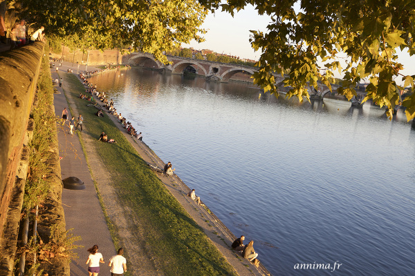 Toulouse, Garonne