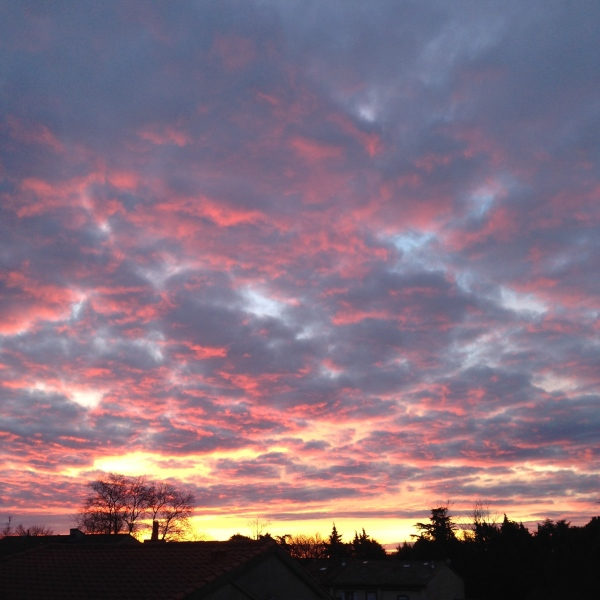 sky, sunrise