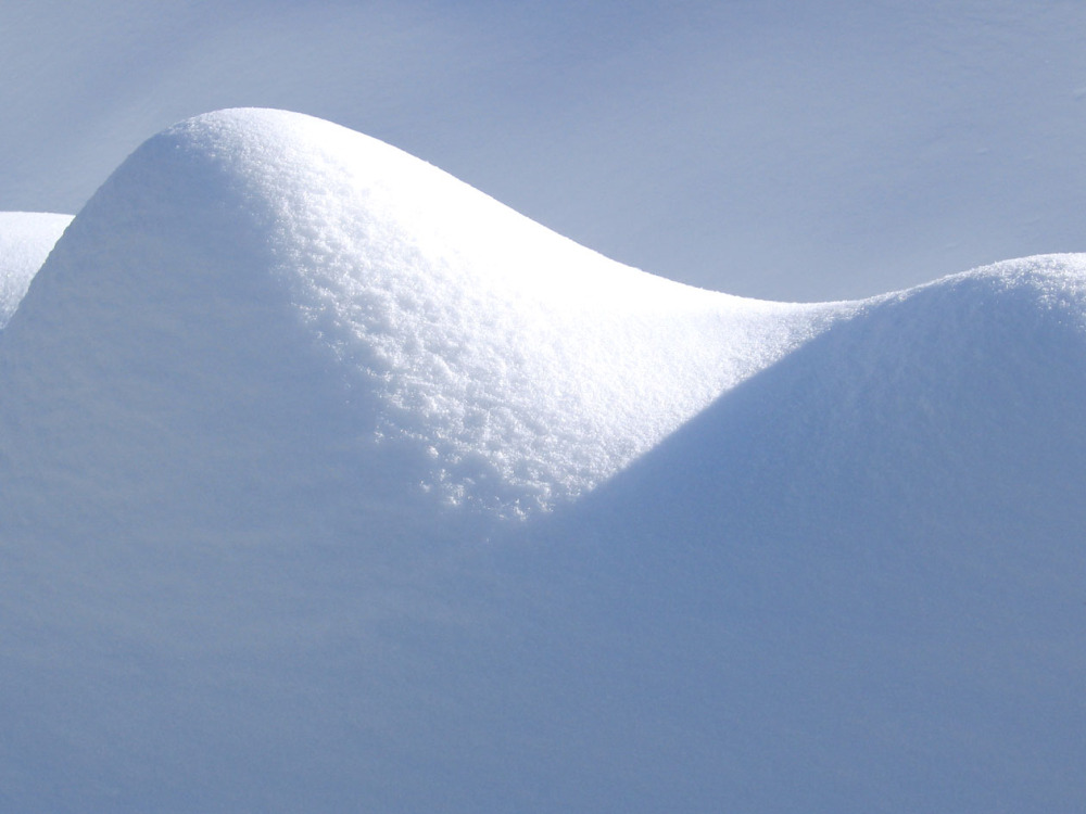 snow curves