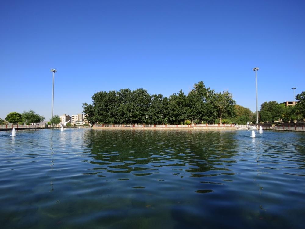 دریاچه مصنوعی پارک سیفیه