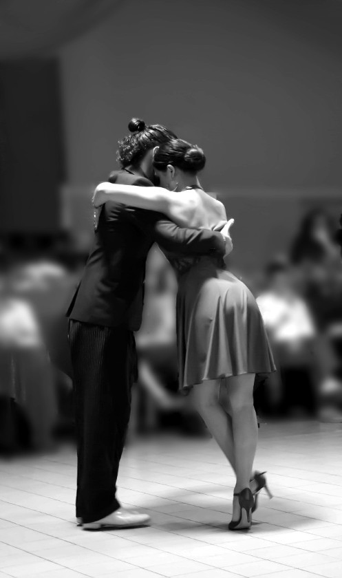 Maestro danse tango