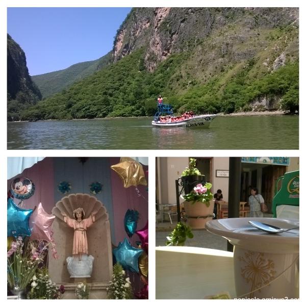 Sumidero boat ride