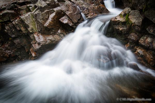 Cascade Brook Waterfall