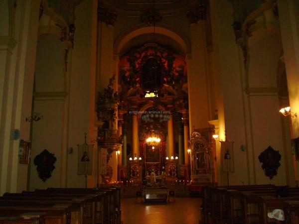 Saint  Jur  Temple in  Lviv City, Ukraine.