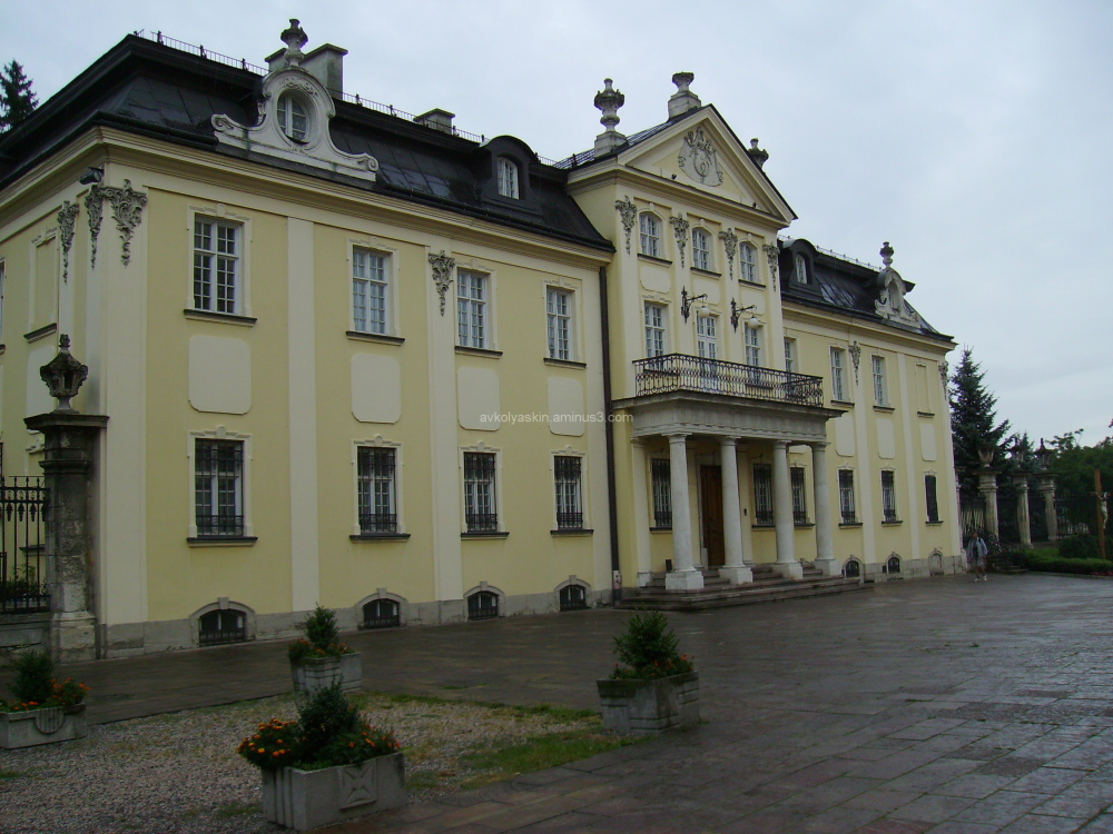 Metropolitan  Chamber  in  Lviv