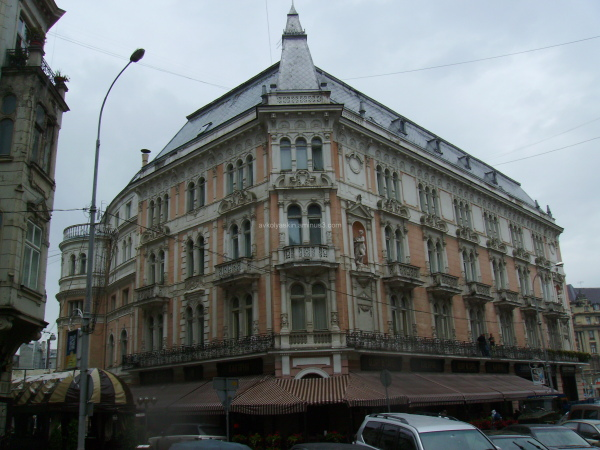 "Hotel  ""George""  in  Lviv"