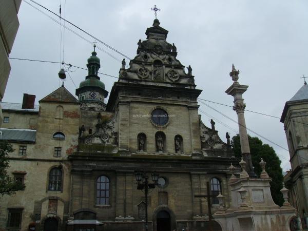 Temple  of  the  Saint  Andriy  Prevozvannyi