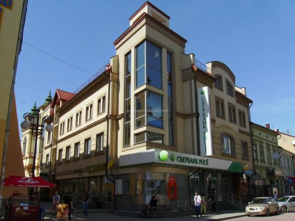 "Hotel  ""Artrium""  in  Ivano - Frankivsk"