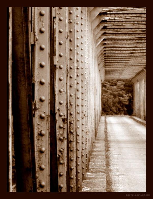 Le pont de Salans