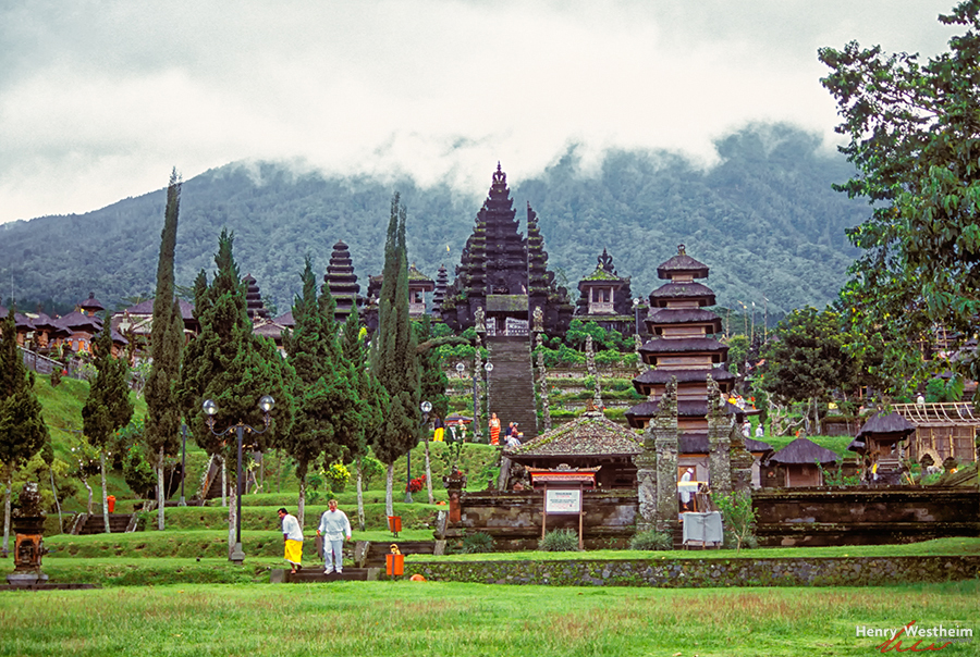 Pura Besakih, Bali's Mother Temple, Indonesia