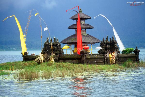 Pura Ulan Danu Bratan, Lake Bratan, Bali