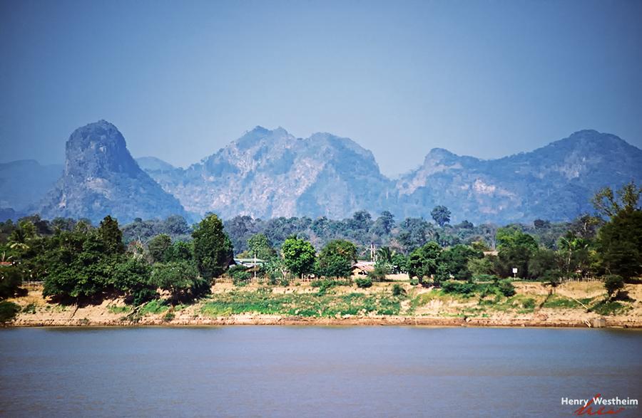 Thailand, Nakhon Phanom, Isaan