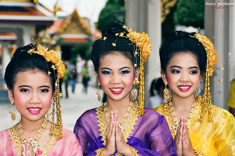 Thailand, Bangkok, Royal Palace