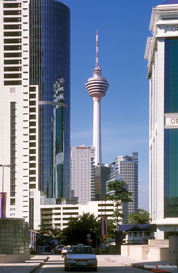 Malaysia, Kuala Lumpur, Menara Kuala Lumpur