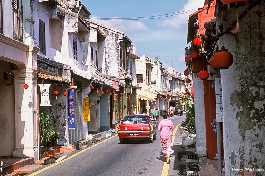 Malacca, Melaka, China Town, Malaysia