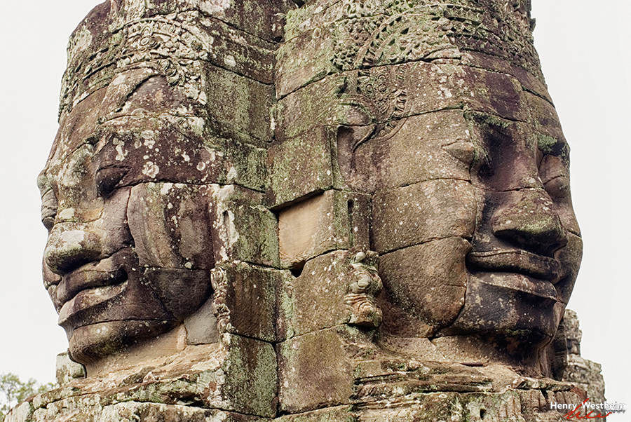 Cambodia, The Bayan, Angkor Thom, Siem Reap