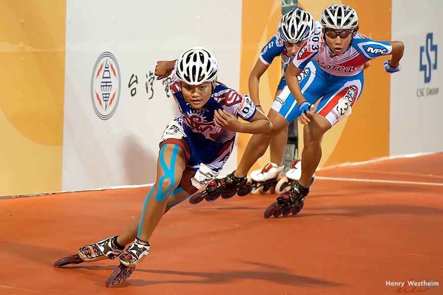 Roller Sports Speed Inline Skating
