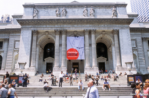 New York Public Library, New York City, NYC