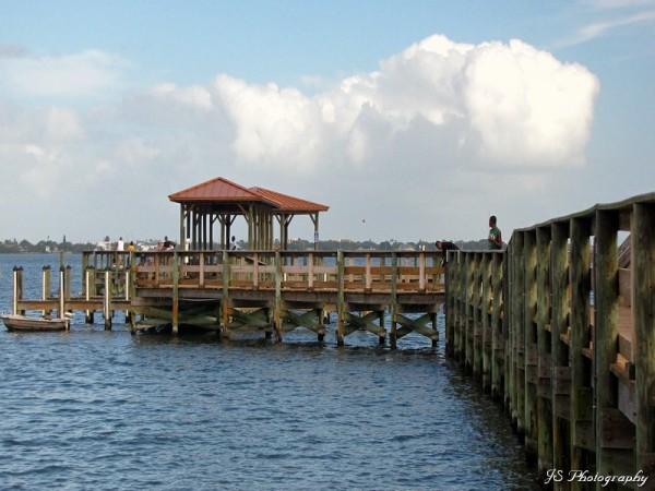Eau Gallie Pier 3