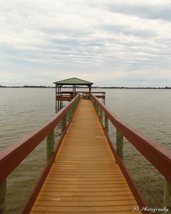 Shoreside Park Fishing Pier