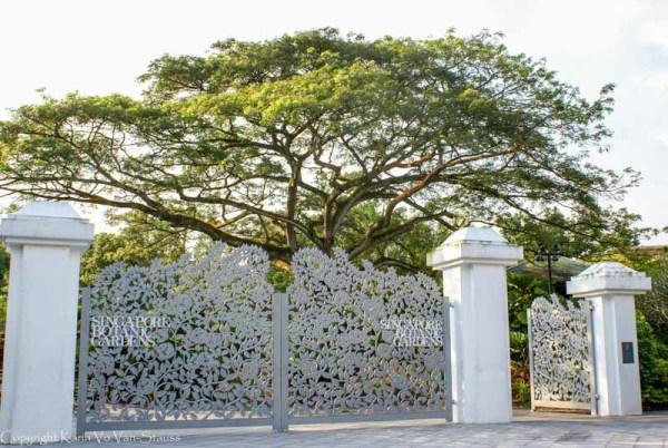 Singapore, Botanical Gardens,