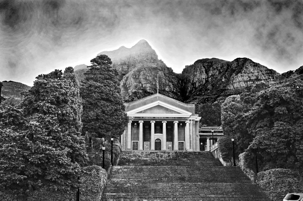 University of Cape Town Jameson Memorial Hall