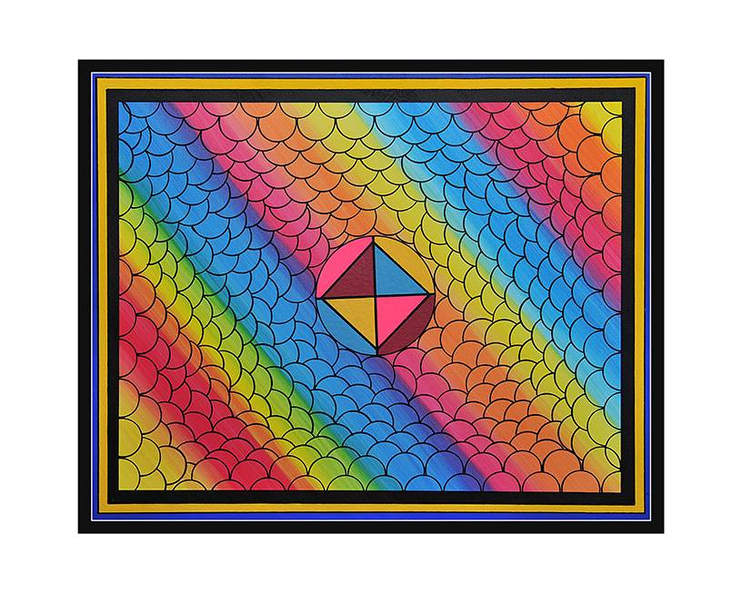 Rainbow Reflextion