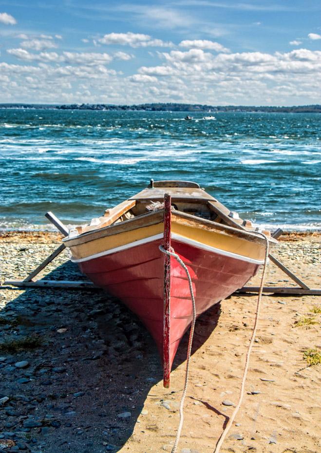 Row Boat, Hull, MA