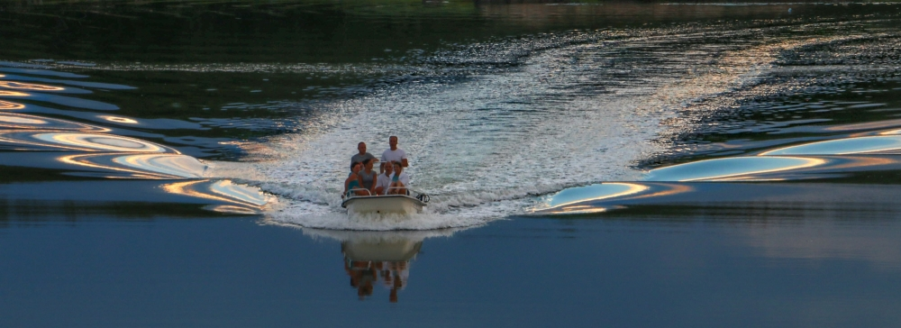 Evening River Trip